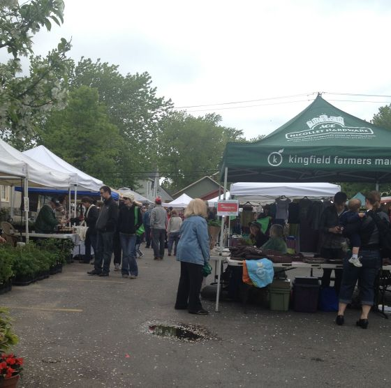 kingfield market